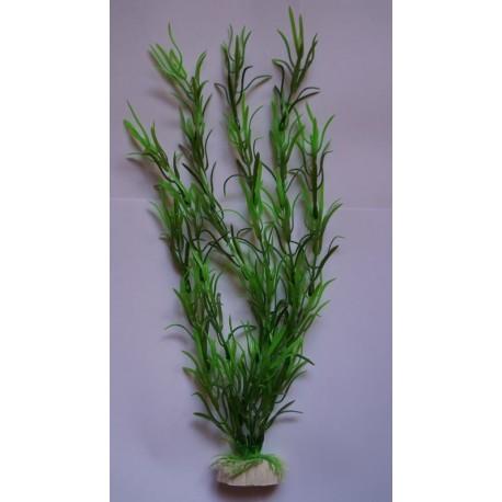 """Искусственное растение для аквариума """"Эхинодорус"""""""