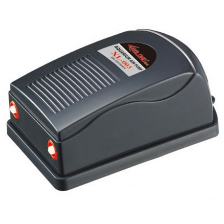 Компрессор СИЛОНГ AP-003, двухканальный, 5Вт, 2х2,5л/мин