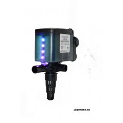 Водяная помпа с индикаторами LED