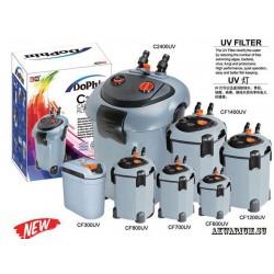 Внешний фильтр Dophin CF-1400 с UV лампой