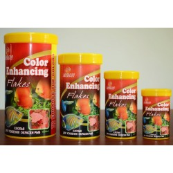 Хлопья для усиления окраски рыб