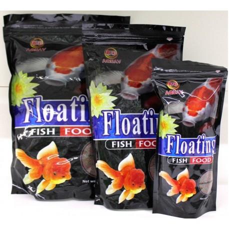 Плавающий корм для рыб