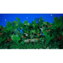 Фон для аквариума двухсторонний высота 60 см