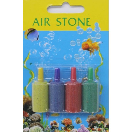 Цветные распылители воздуха