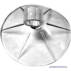 Присоска силиконовая для шланга