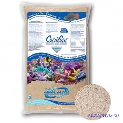 Песок живой арагонитовый CaribSea Fiji Pink 0,5-1,5мм