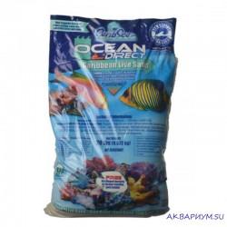 Живой оолитовый песок CaribSea Ocean Direct Original Grade 0,25-6,5 мм
