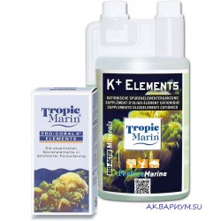 Добавка Tropic Marin K- ELEMENTS