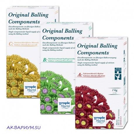 Добавка Bio-Calcium Original Balling часть А,В,С