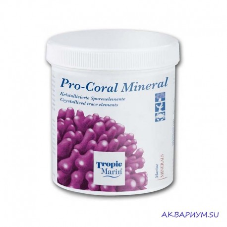 Микроэлементы Pro-Coral Mineral