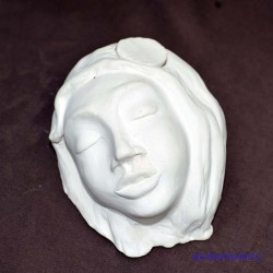 Керамическое лицо