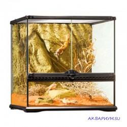 Палюдариум из силикатного стекла 60x45x90см