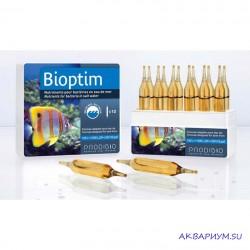 BIOPTIM препарат стимулирующий рост и развитие бактерий в морском аквариуме