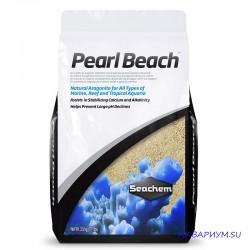 Грунт арагонитовый Seachem Pearl Beach