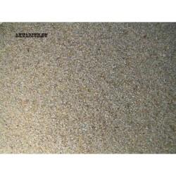 Кварцевый песок светло-молочный